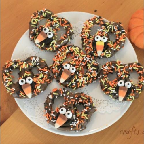 Decorated Chocolate Turkeys Www Dunmorecandykitchen Com: Agatha Chocolats